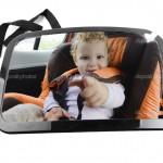 Adjustable Baby Safety Mirror