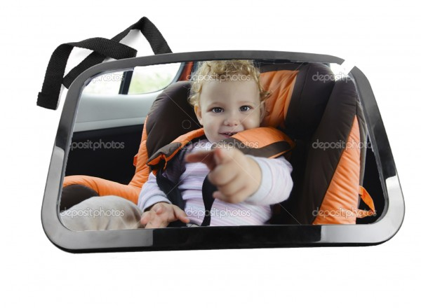 Baby Rearview Safety Mirror